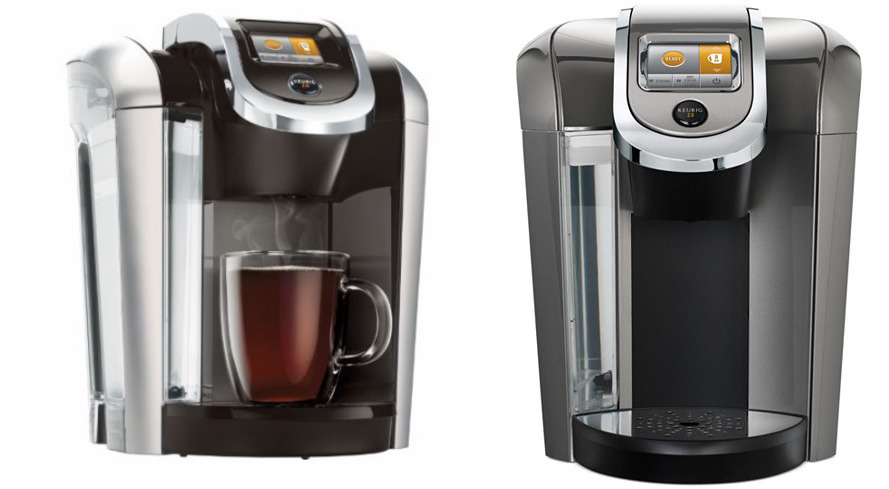Keurig K475 vs K575 Brewer Comparison