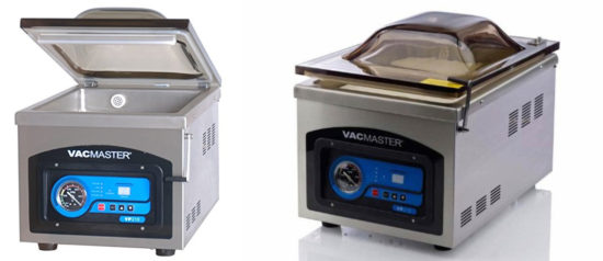 Vacmaster VP210 vs VP215 Comparison