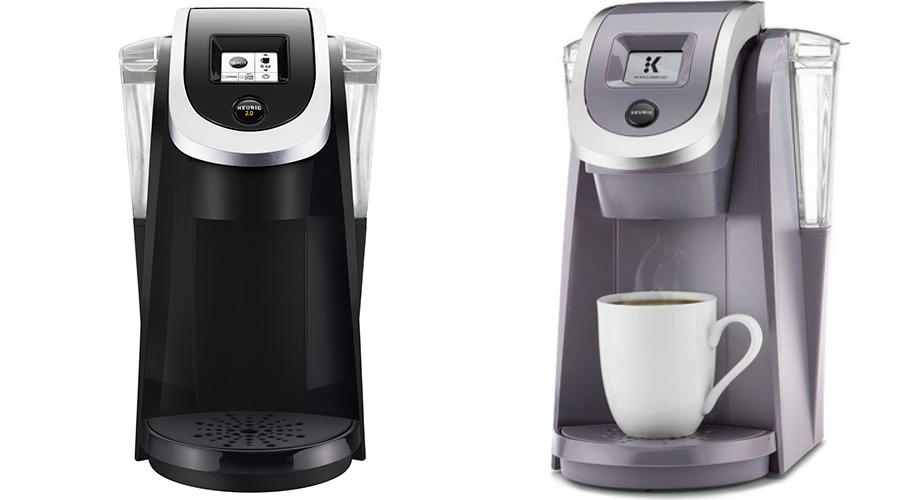 Keurig K200 vs K250 Brewer Comparison