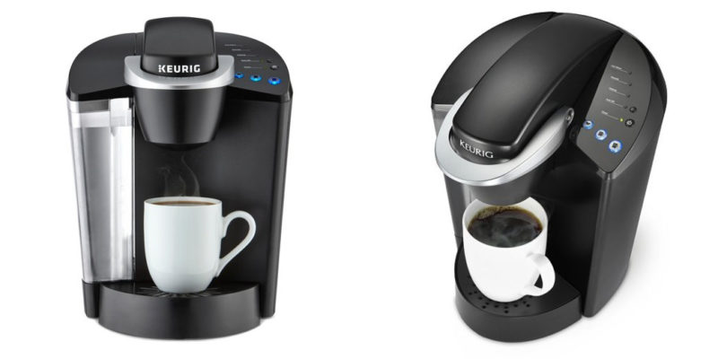 Keurig K50 vs K55 Brewer Comparison