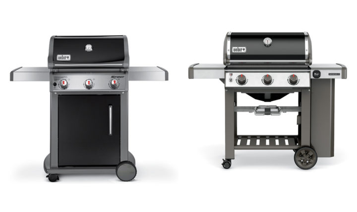 Weber Spirit vs Genesis – Which Grill for the Summer ?