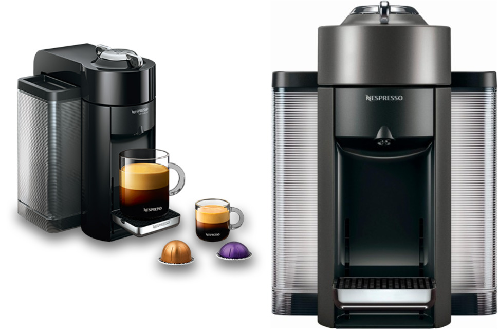 Nespresso Evoluo vs Vertuoline Comparison