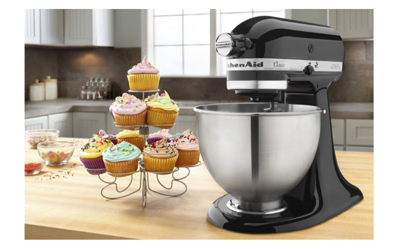 Kitchenaid Mixers Comparison - The Kitchen Revival