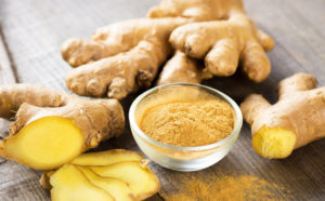 Ginger Substitute
