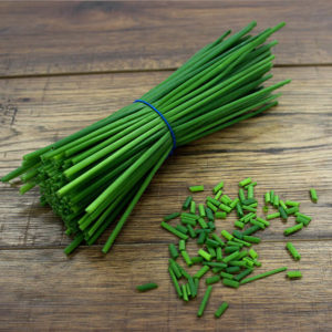 Scallions vs Chives