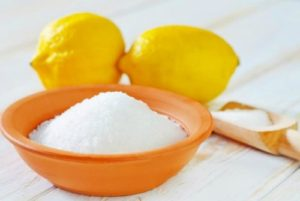 Citric Acid Substitute